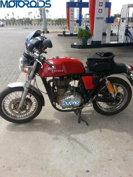 Royal Enfield Continental GT535 pics 4