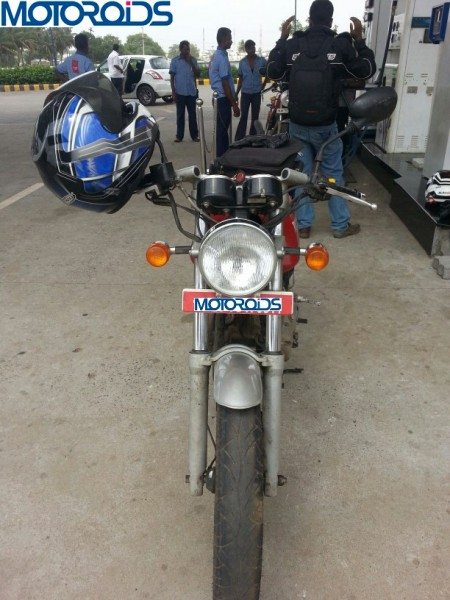 Royal Enfield Continental GT535 pics 5