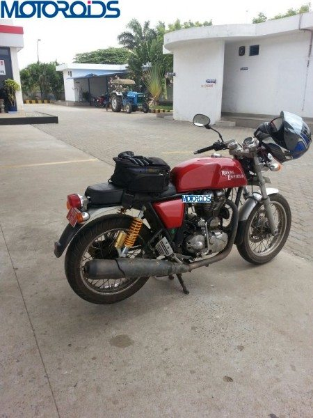 Royal Enfield Continental GT535 pics 6