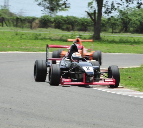 Tarun Reddy in MRF 1600