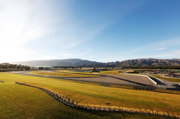 The Extraordinary Scenery of The Highlands Motorsport Park, New Zealand