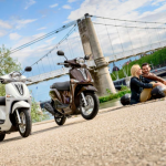 Meet the new 2014 Yamaha D'elight 125cc scooter