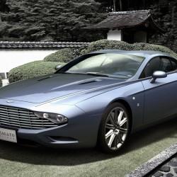 Aston Martin DB9 Coupe Zagato Centennial and Aston Martin DB9 Spyder Zagato Centennial revealed