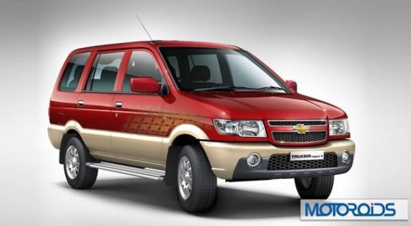 Over 1 lakh Chevrolet Tavera MPVs recalled