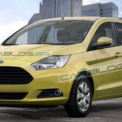 Next gen 2015 Ford Ka/Figo to enter production in Brazil in March 2014