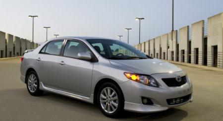 2009 Corolla S