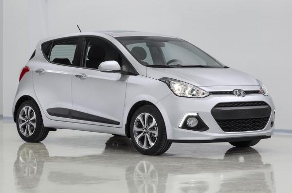 Meet the new 2014 Hyundai i10 for European car markets