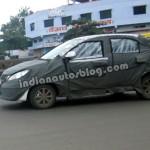 Upcoming 2014 Tata Vista spotted again