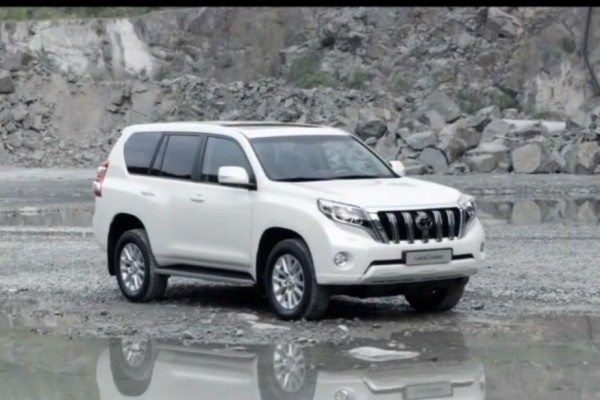 THIS IS IT: 2014 Toyota Land Cruiser Prado [w/ videos]