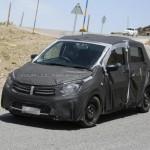 SPIED: More pics of 2014 Suzuki Alto (Maruti AStar)