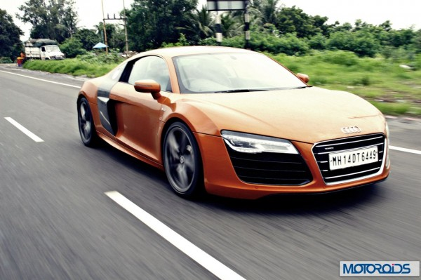 Audi R8 V10 Plus review (20)