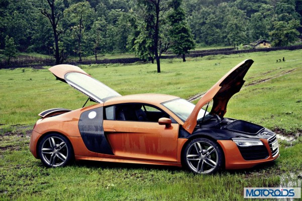 Audi R8 V10 Plus review (45)