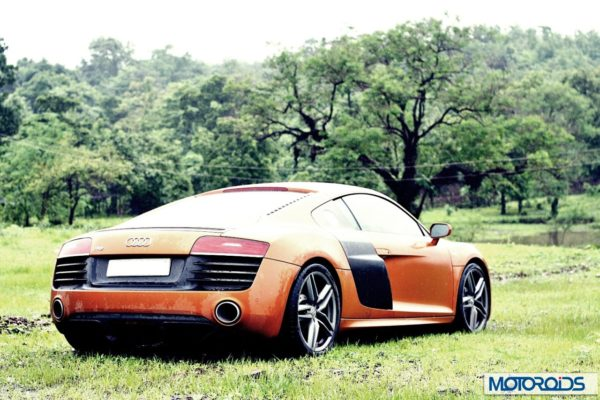 Audi R8 V10 Plus review (70)