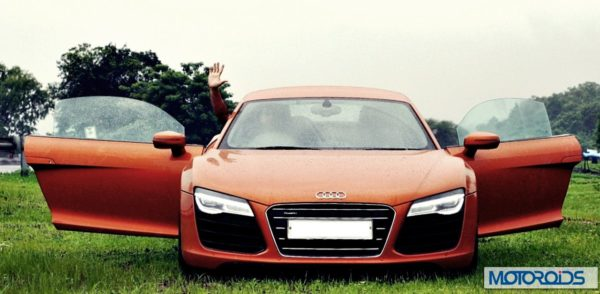 Audi R8 V10 Plus review (74)