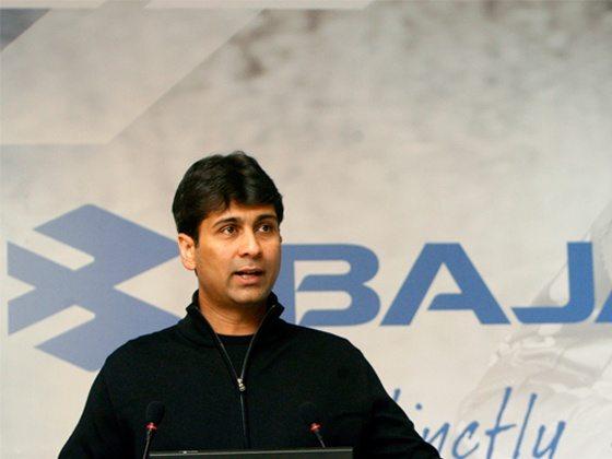 Bajaj Chakan plant strike Rajiv Bajaj