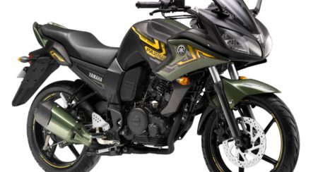 Special Edition of Yamaha FZ-S and Yamaha Fazer launched in India