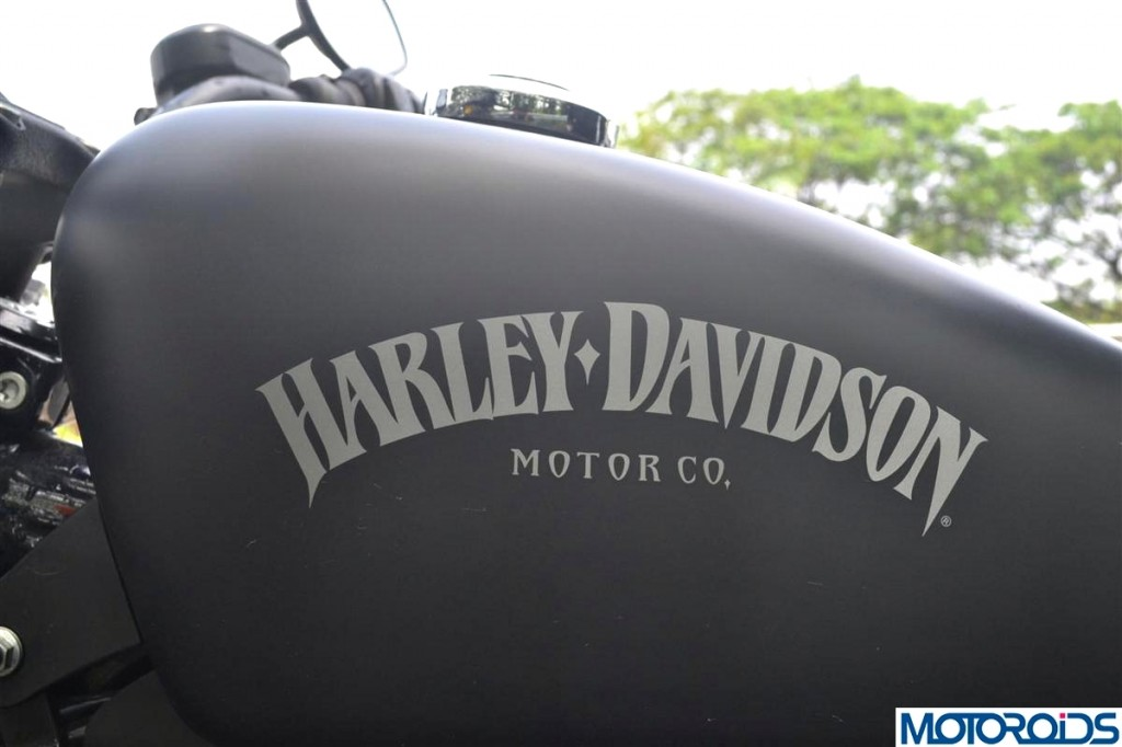 Harley Davidson Iron 883 Ownership review (120)