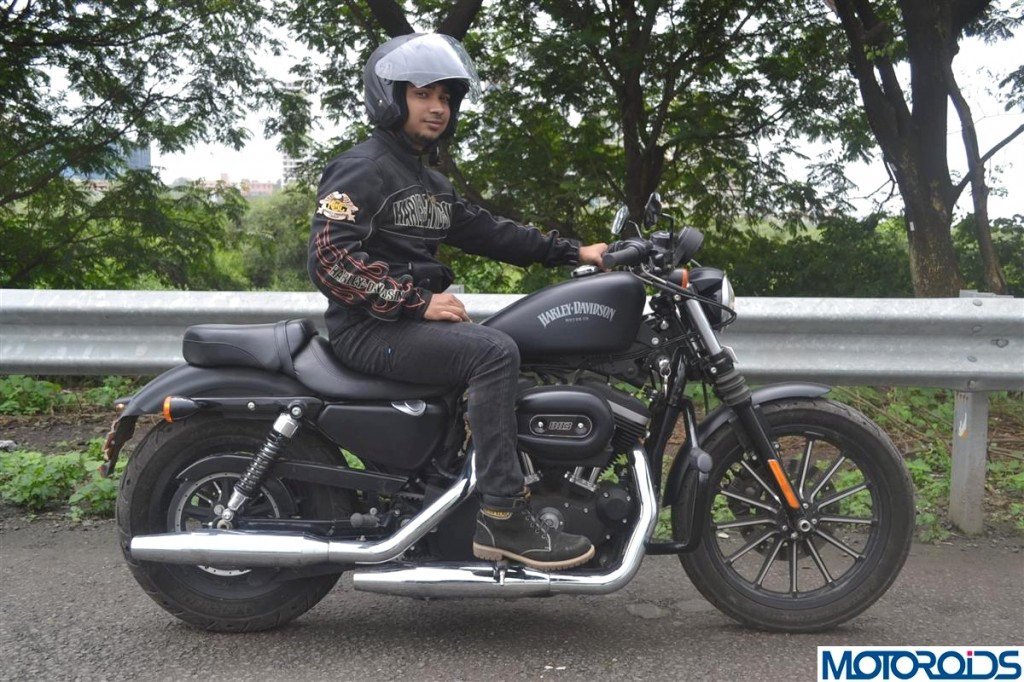 Harley Davidson Iron 883 Ownership review (161)