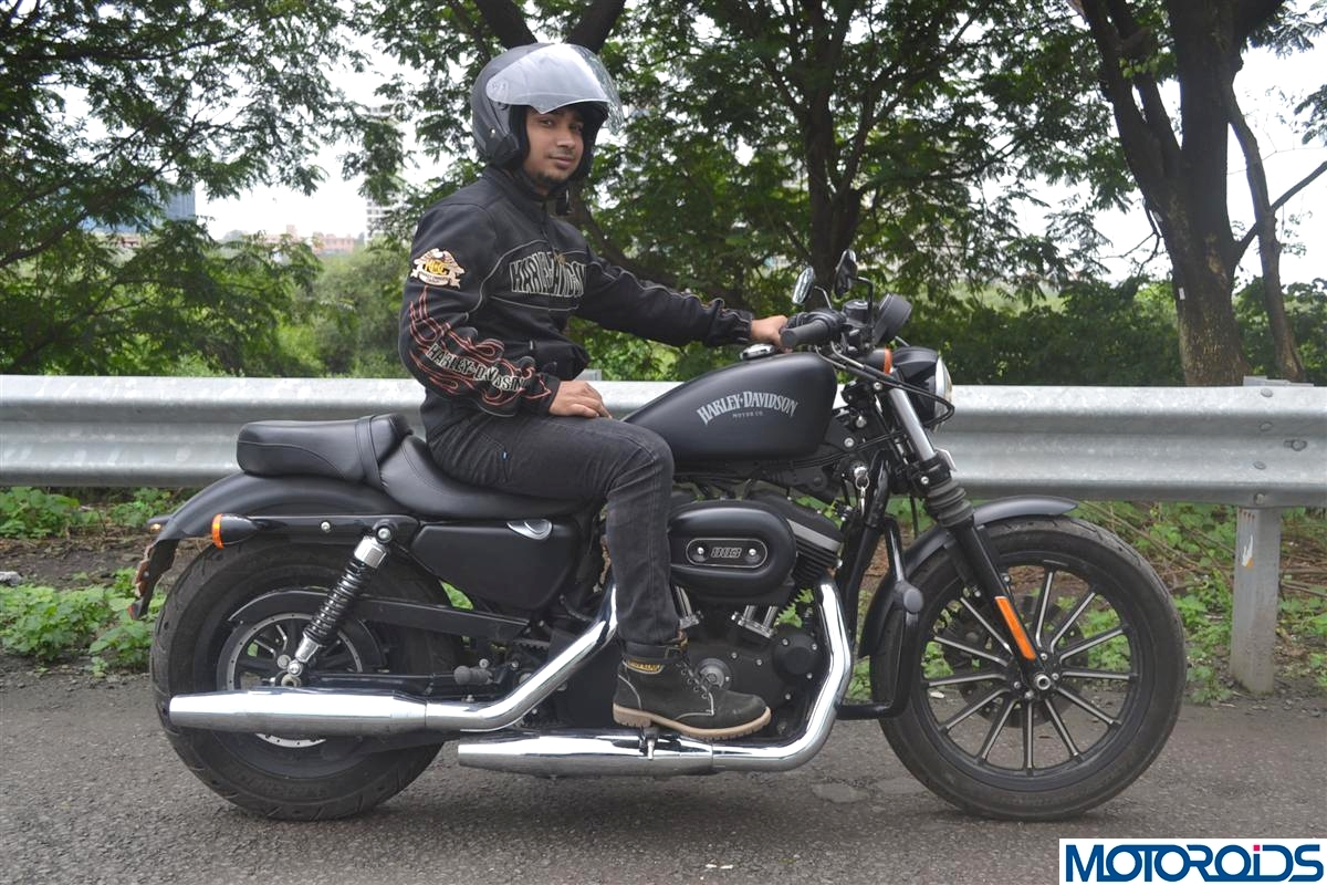 Superbike Ownership Experiences In India Prasad Parkar Shares His Fascination With The Harley