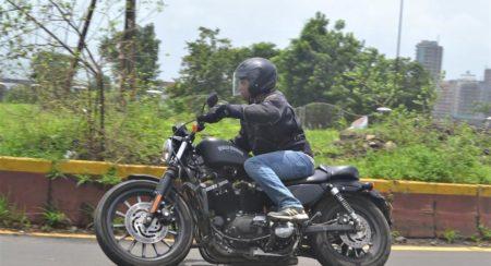 Harley Davidson Iron 883 review