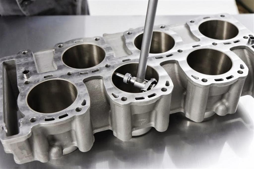 Horex VR6 cylinder block