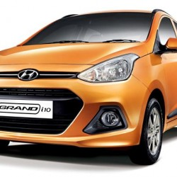 Hyundai Grand i10 unveiled in India. To come with a 1.1 litre diesel engine