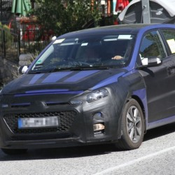 Yet another sighting of the upcoming Hyundai i20 2015