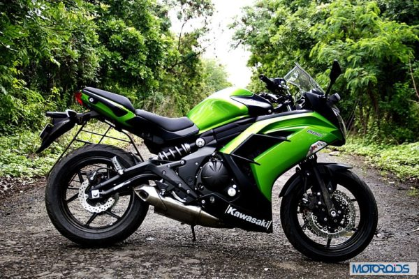 Kawasaki Ninja 650R review (1)