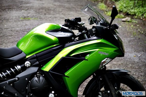Kawasaki Ninja 650R review (2)