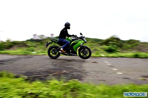 Kawasaki Ninja 650R review
