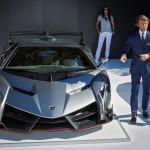 Lamborghini Brings 50th Anniversary Celebrations to Pebble Beach Automotive Week