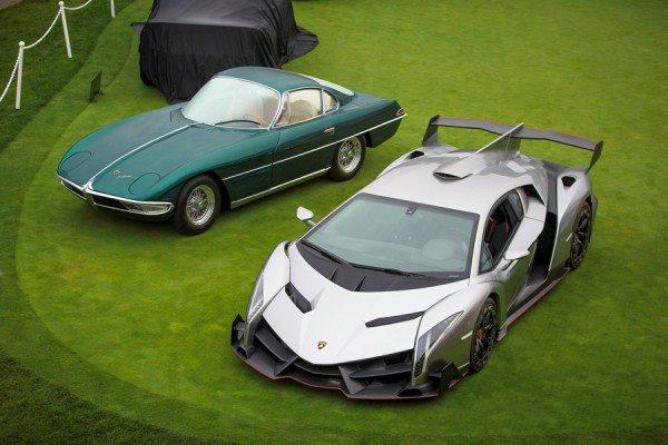 Lamborghini PBC2013_4 - Pebble Beach Concept Lawn