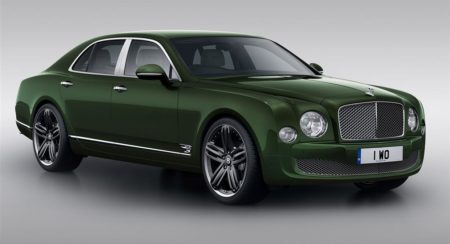 Limited Edition Bentley Mulsanne Le Mans