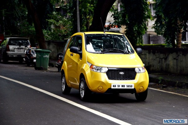 Mahindra Reva E2O India review (66)