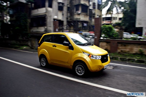 Mahindra Reva E2O India review (67)