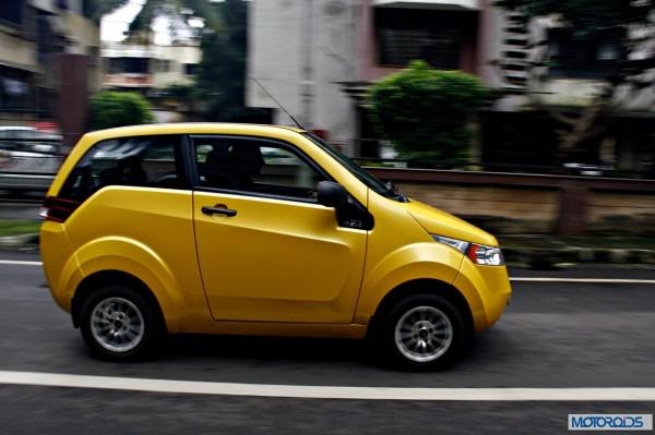 Mahindra Reva E2O India review (68)