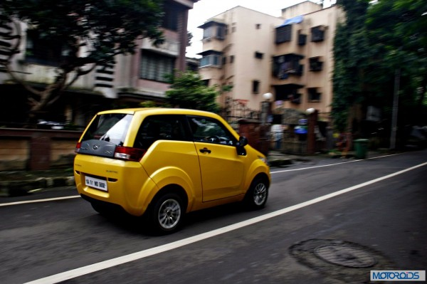 Mahindra Reva E2O India review (70)