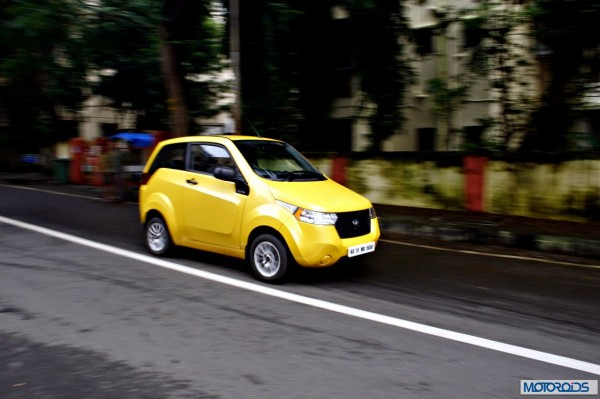 Mahindra Reva E2O India review (72)
