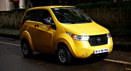 Mahindra Reva e2o Premium Variant Launched
