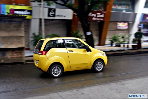 Mahindra Reva E2O India review (79)