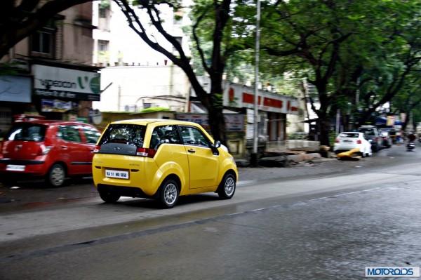 Mahindra Reva E2O India review (81)