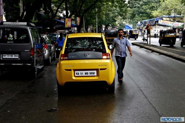 Mahindra Reva E2O India review (83)