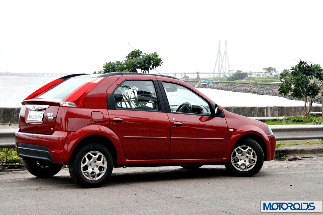 Mahindra Verito Vibe Road Test Review A Positive Vibe