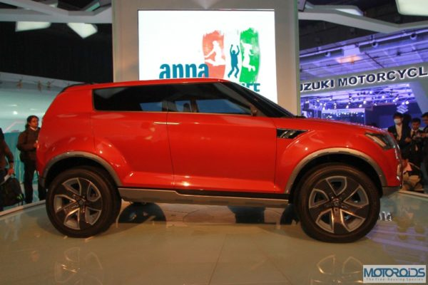 Maruti Suzuki Xa Alpha