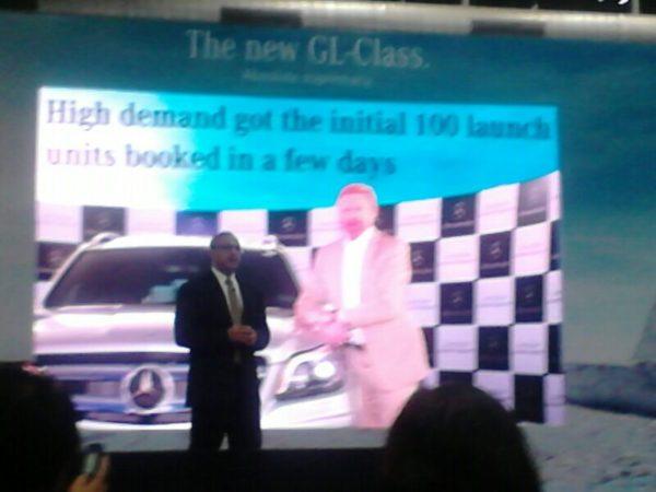 Mercedes Benz GL -Class India launch (10)