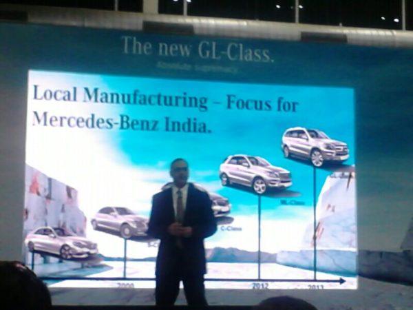 Mercedes Benz GL -Class India launch (11)