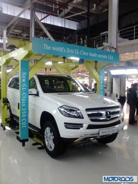 Mercedes Benz GL Class India launch (2)