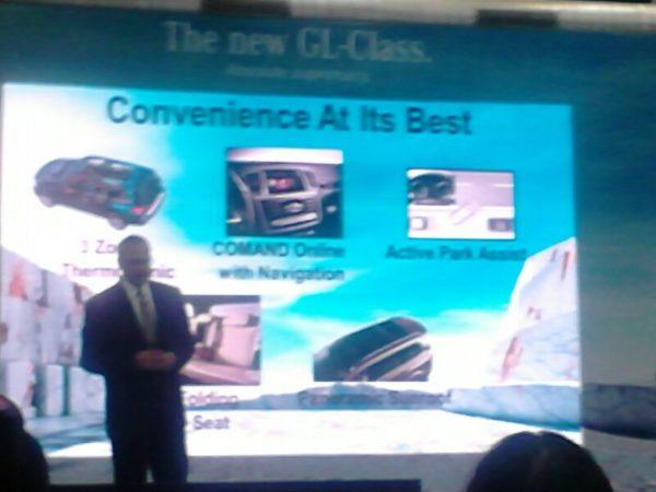 Mercedes Benz GL -Class India launch (5)