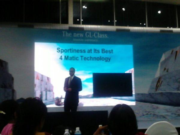 Mercedes Benz GL -Class India launch (6)
