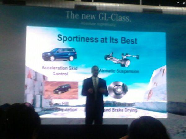 Mercedes Benz GL -Class India launch (7)
